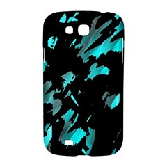 Painter was here - cyan Samsung Galaxy Grand GT-I9128 Hardshell Case