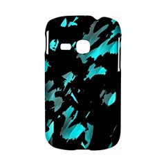 Painter was here - cyan Samsung Galaxy S6310 Hardshell Case