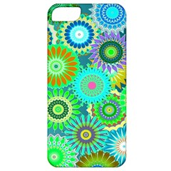 Funky Flowers A Apple iPhone 5 Classic Hardshell Case