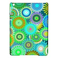 Funky Flowers A iPad Air Hardshell Cases