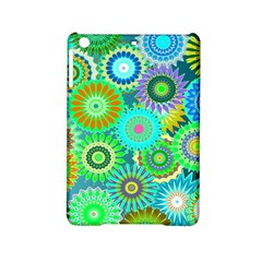 Funky Flowers A iPad Mini 2 Hardshell Cases