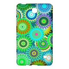 Funky Flowers A Samsung Galaxy Tab 4 (8 ) Hardshell Case
