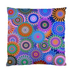 Funky Flowers B Standard Cushion Case (Two Sides)