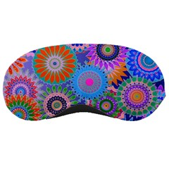 Funky Flowers B Sleeping Masks