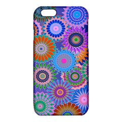 Funky Flowers B iPhone 6/6S TPU Case
