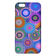 Funky Flowers B iPhone 6 Plus/6S Plus TPU Case