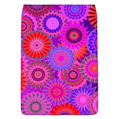 Funky Flowers C Flap Covers (S)