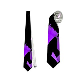 Painter was here - purple Neckties (Two Side)