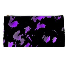Painter was here - purple Pencil Cases
