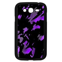 Painter was here - purple Samsung Galaxy Grand DUOS I9082 Case (Black)