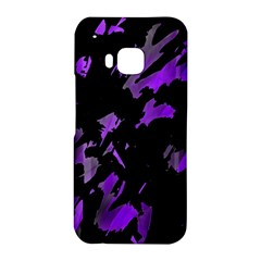 Painter was here - purple HTC One M9 Hardshell Case