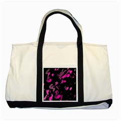 Painter was here - magenta Two Tone Tote Bag