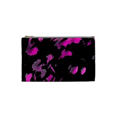 Painter was here - magenta Cosmetic Bag (Small)