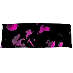 Painter was here - magenta Body Pillow Case (Dakimakura)