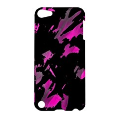 Painter was here - magenta Apple iPod Touch 5 Hardshell Case