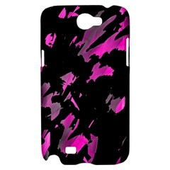 Painter was here - magenta Samsung Galaxy Note 2 Hardshell Case