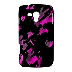 Painter was here - magenta Samsung Galaxy Duos I8262 Hardshell Case