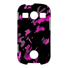 Painter was here - magenta Samsung Galaxy S7710 Xcover 2 Hardshell Case