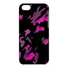 Painter was here - magenta Apple iPhone 5C Hardshell Case