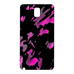 Painter was here - magenta Samsung Galaxy Note 3 N9005 Hardshell Back Case