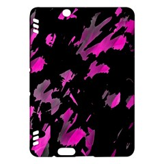 Painter was here - magenta Kindle Fire HDX Hardshell Case
