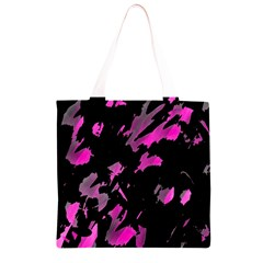 Painter was here - magenta Grocery Light Tote Bag