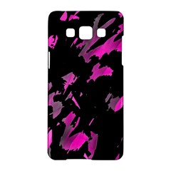 Painter was here - magenta Samsung Galaxy A5 Hardshell Case
