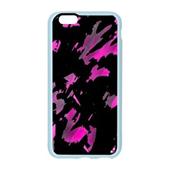Painter was here - magenta Apple Seamless iPhone 6/6S Case (Color)