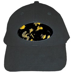 Painter was here - yellow Black Cap