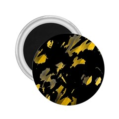 Painter was here - yellow 2.25  Magnets