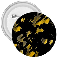 Painter was here - yellow 3  Buttons