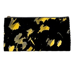 Painter was here - yellow Pencil Cases