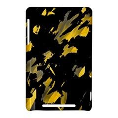 Painter was here - yellow Nexus 7 (2012)