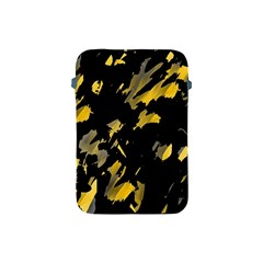 Painter was here - yellow Apple iPad Mini Protective Soft Cases