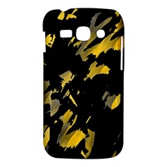 Painter was here - yellow Samsung Galaxy Ace 3 S7272 Hardshell Case