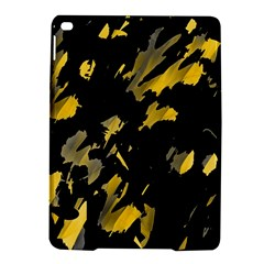 Painter was here - yellow iPad Air 2 Hardshell Cases