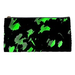 Painter was here - green Pencil Cases
