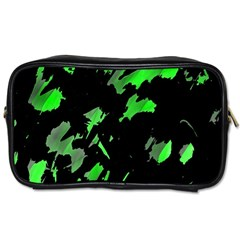 Painter was here - green Toiletries Bags 2-Side