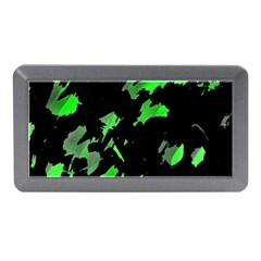 Painter was here - green Memory Card Reader (Mini)