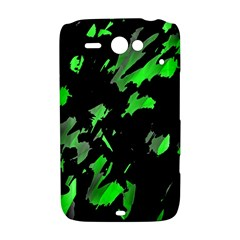 Painter was here - green HTC ChaCha / HTC Status Hardshell Case