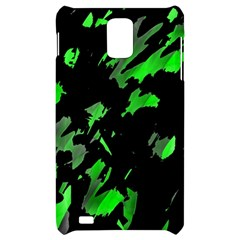 Painter was here - green Samsung Infuse 4G Hardshell Case