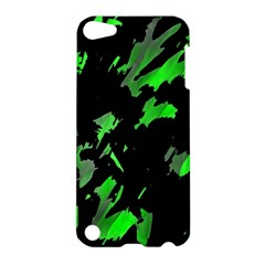 Painter was here - green Apple iPod Touch 5 Hardshell Case