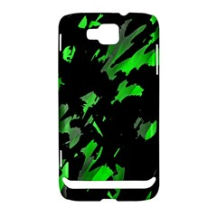 Painter was here - green Samsung Ativ S i8750 Hardshell Case