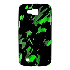 Painter was here - green Samsung Galaxy Premier I9260 Hardshell Case