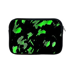 Painter was here - green Apple iPad Mini Zipper Cases