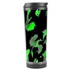 Painter was here - green Travel Tumbler