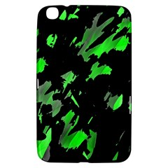 Painter was here - green Samsung Galaxy Tab 3 (8 ) T3100 Hardshell Case