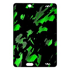 Painter was here - green Amazon Kindle Fire HD (2013) Hardshell Case