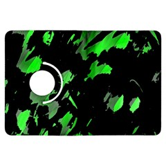 Painter was here - green Kindle Fire HDX Flip 360 Case