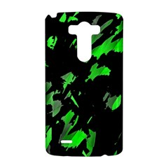 Painter was here - green LG G3 Hardshell Case